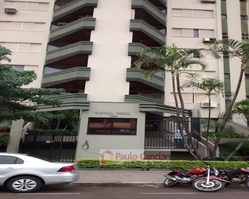 Ed. Royal Park,  Londrina Paulo Cancian Imóveis - Veja Casas