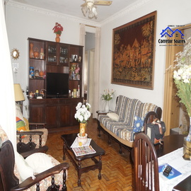Apartamento residencial à venda, Embaré, Santos - AP0110. A F Soares Corretor de Imóveis - Veja Casas