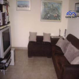 Vendo apartamento 2 dormitórios, Ponta da Praia, Santos Corretor Soares - Veja Casas
