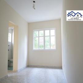 Apto.residencial 01 dorm. 01 vaga coletiva, Pompéia, Santos. A F Soares Corretor de Imóveis - Veja Casas